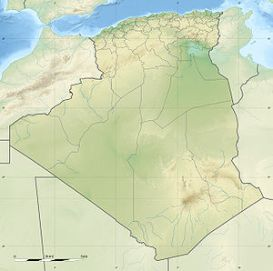 Крупные реки и озёра Алжира
